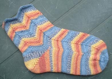 Zebedee Sock